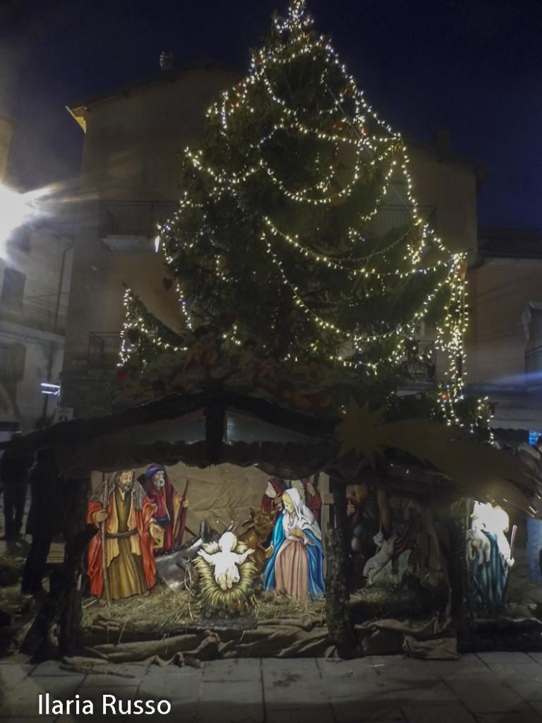 Natale (143) Berceto Albero accensione