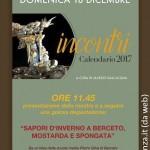 incontri Calendario 2017 Marzio Dall'Acqua