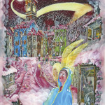 09 Il sogno della giovane Maria Mario Previ