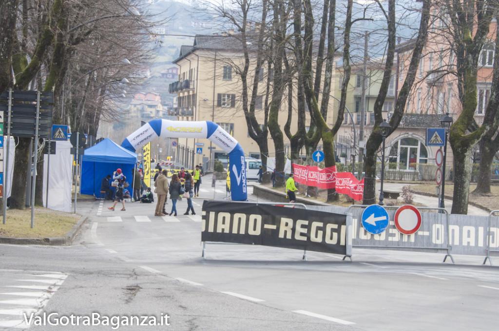 Borgotaro (101) Winter Trail Arrivo