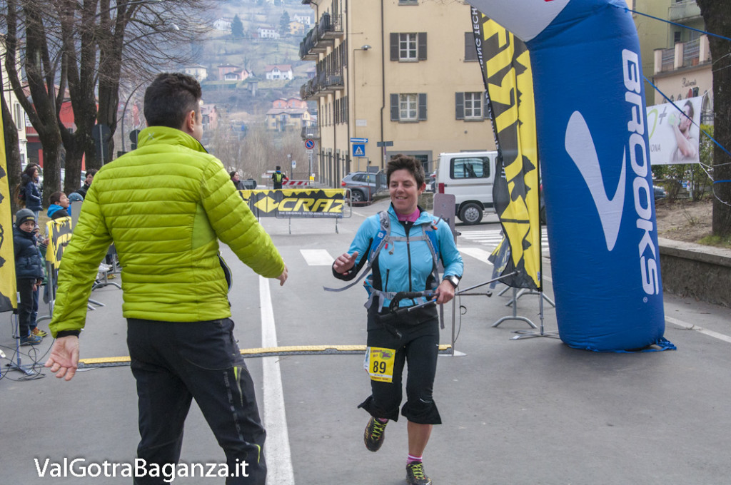 Borgotaro (127) Winter Trail Arrivo