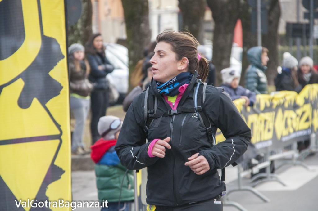 Borgotaro (192) Winter Trail Arrivo