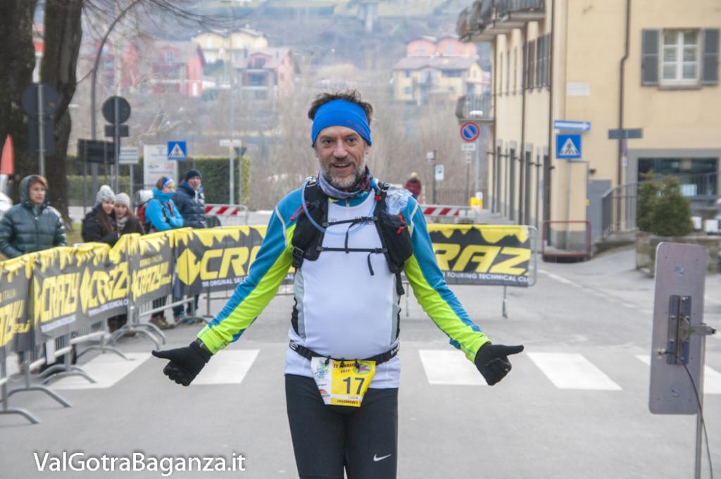 Borgotaro (209) Winter Trail Arrivo
