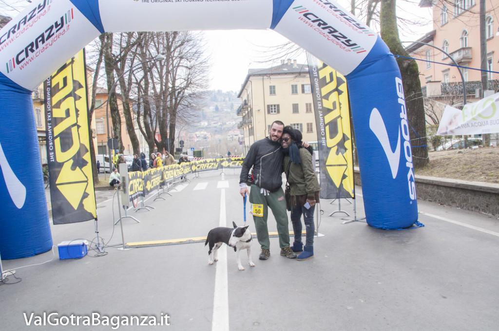 Borgotaro (317) Winter Trail Arrivo
