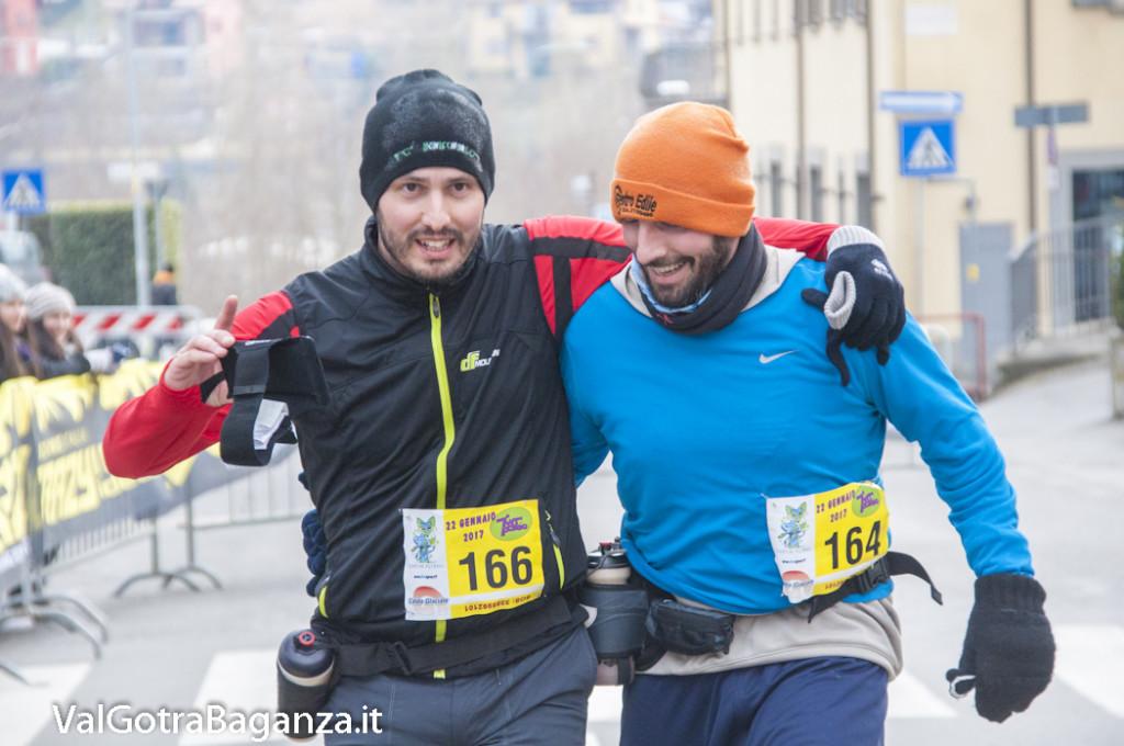 Borgotaro (351) Winter Trail Arrivo