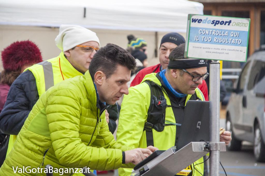 Borgotaro (369) Winter Trail Arrivo