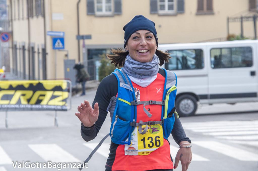 Borgotaro (414) Winter Trail Arrivo