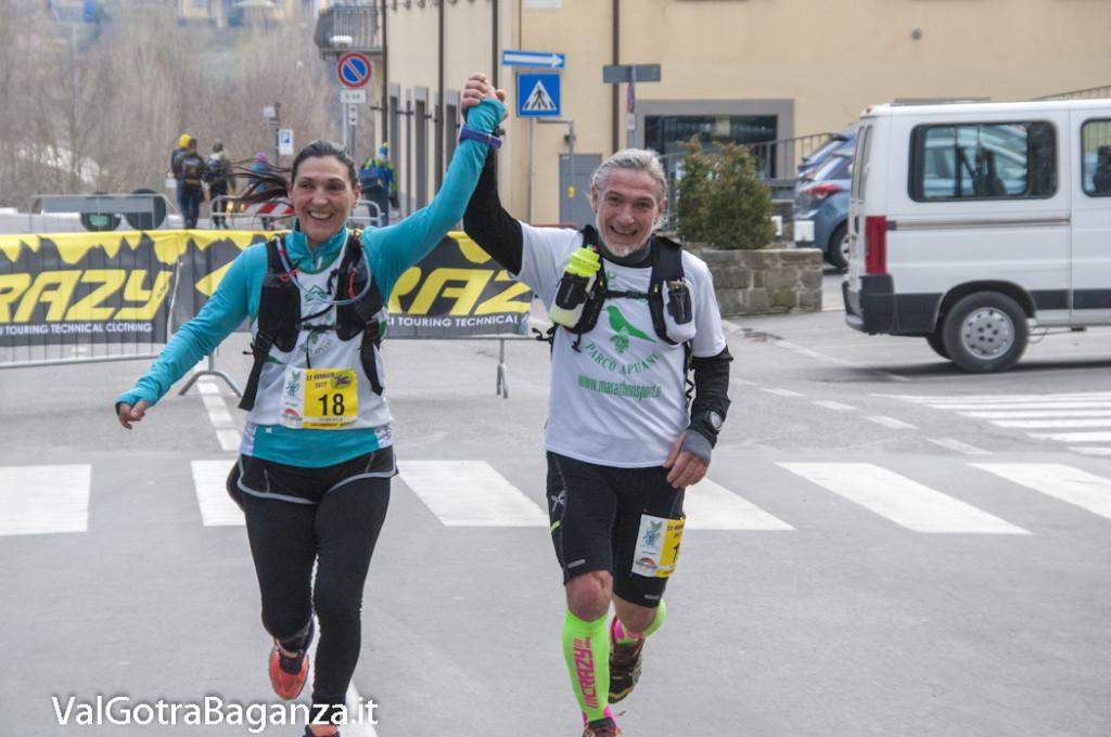 Borgotaro (421) Winter Trail Arrivo