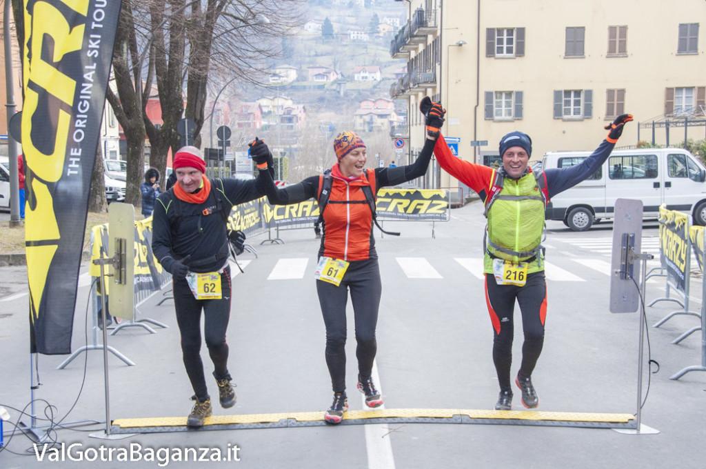 Borgotaro (443) Winter Trail Arrivo