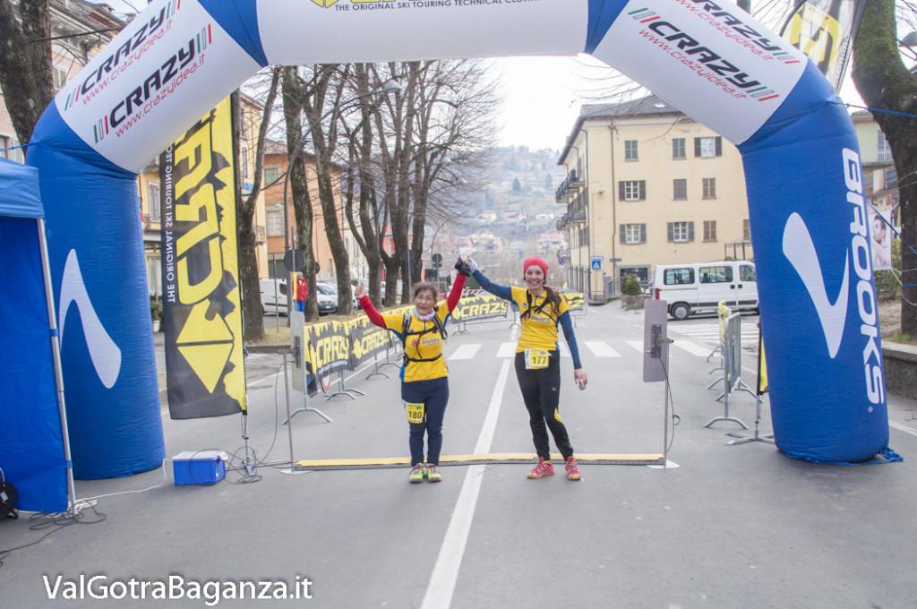 Borgotaro (467) Winter Trail Arrivo