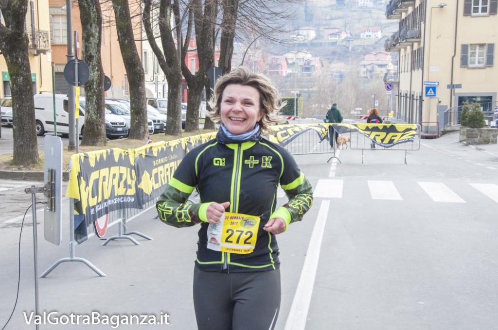 Borgotaro (475) Winter Trail Arrivo
