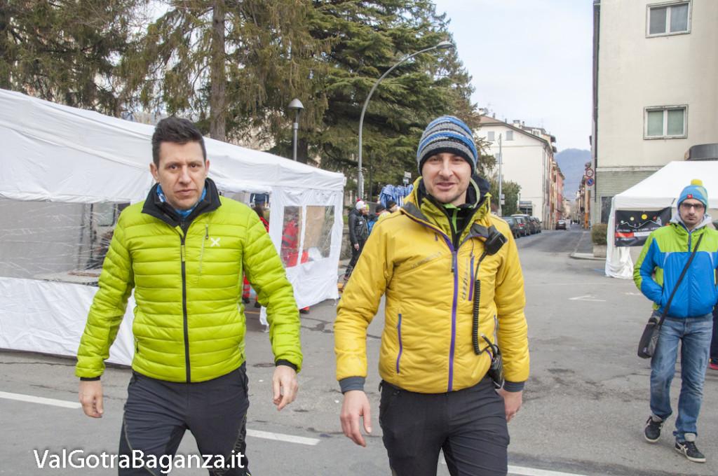 Borgotaro (480) Winter Trail Arrivo