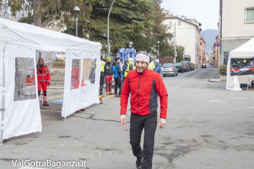 Borgotaro (481) Winter Trail Arrivo