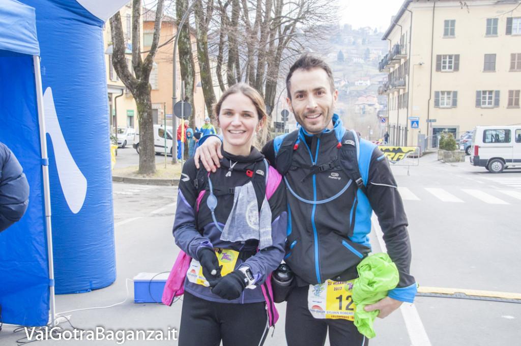 Borgotaro (504) Winter Trail Arrivo
