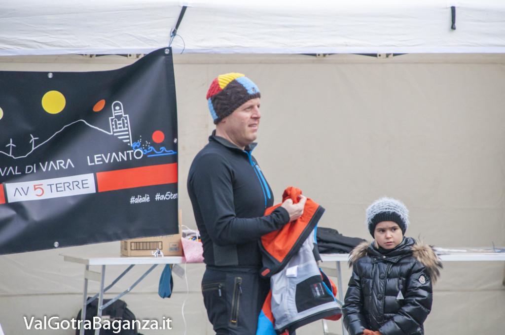 Borgotaro (514) Winter Trail Arrivo