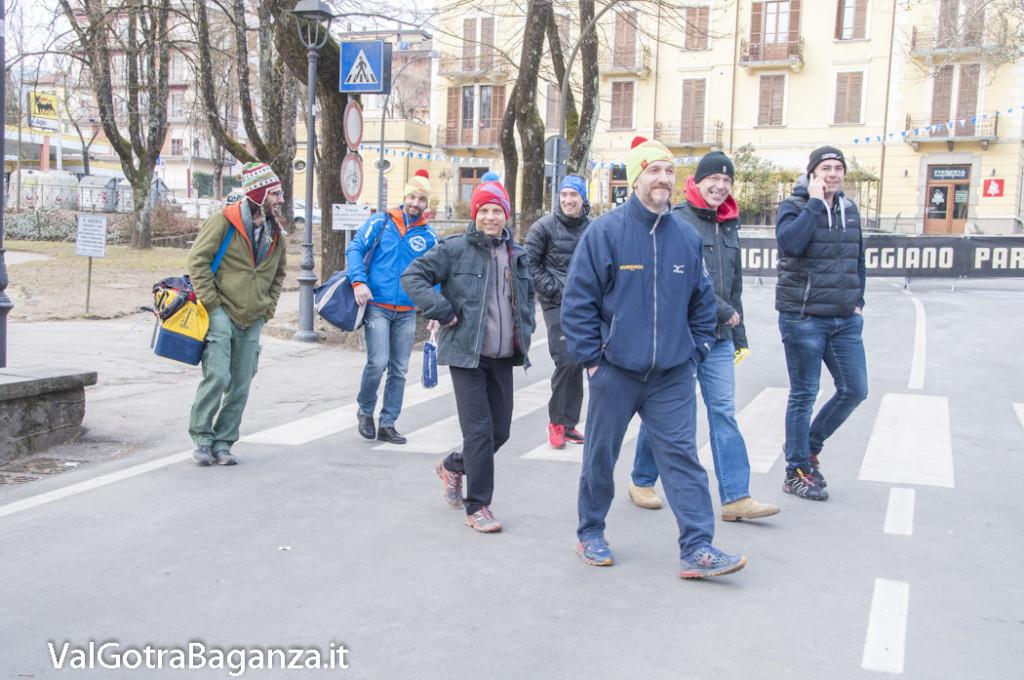 Borgotaro (543) Winter Trail Arrivo