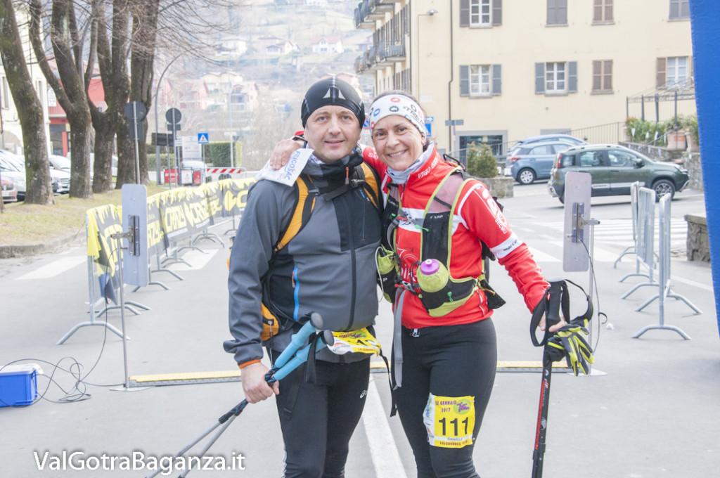 Borgotaro (572) Winter Trail Arrivo