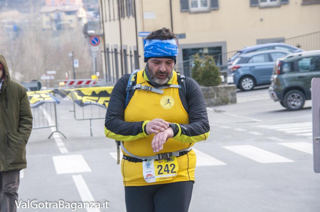 Borgotaro (575) Winter Trail Arrivo