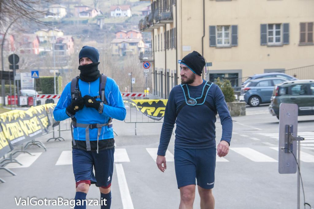 Borgotaro (579) Winter Trail Arrivo