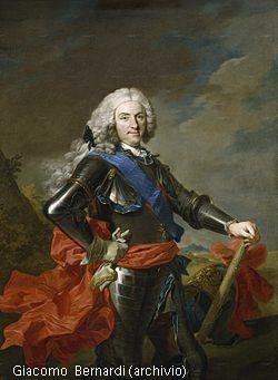 Filippo V re di Spagna marito di Elisabetta