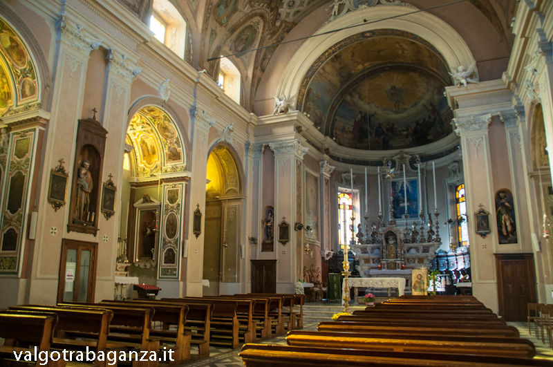 Parrocchia Bedonia Parma