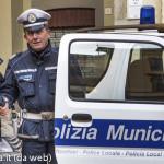 Polizia Municipale Alta Val Taro zone colpite sisma