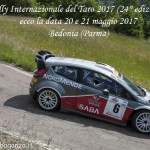 Rally Taro 2017 Bedonia Borgotaro