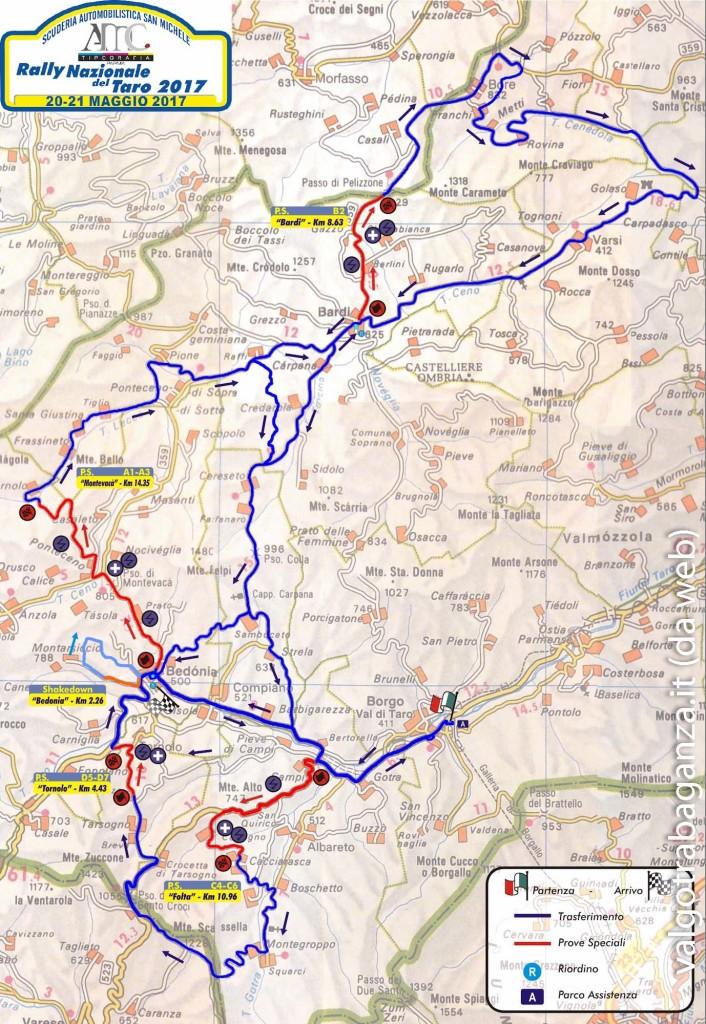 rally-del-taro-cartina-nazionale