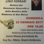 Santa Messa Lino Ferrari Bedonia