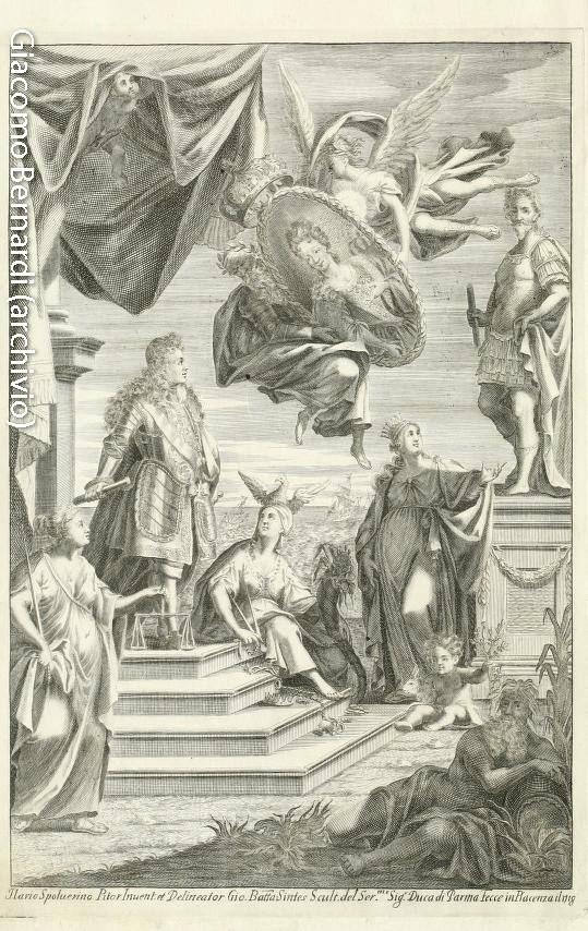 VIAGGIO DI ELISABETTA Giacomo Bernardi 1