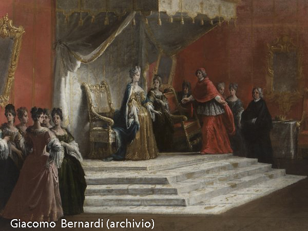 VIAGGIO DI ELISABETTA Giacomo Bernardi 2