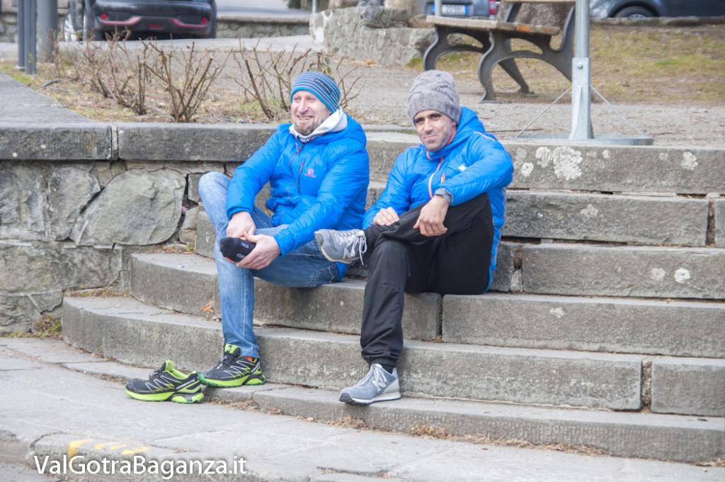 Winter Trail (104) Borgotaro Premiazioni