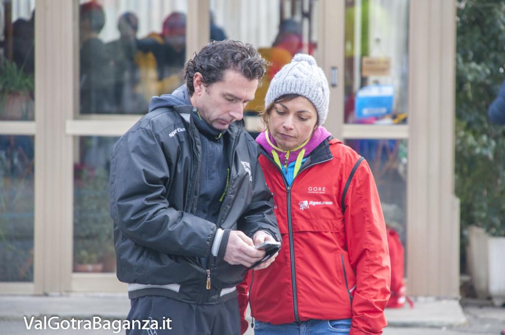 Winter Trail (108) Borgotaro Premiazioni
