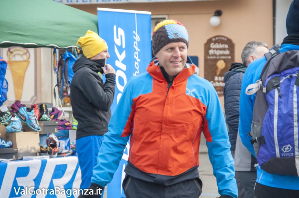Winter Trail (117) Borgotaro Premiazioni