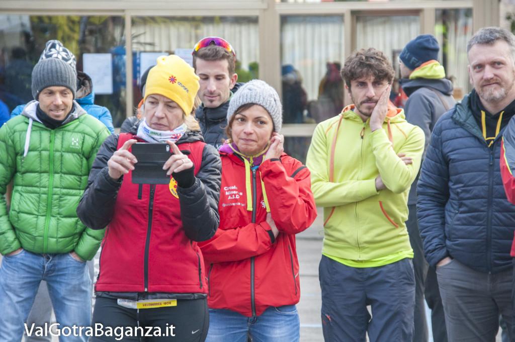 Winter Trail (128) Borgotaro Premiazioni