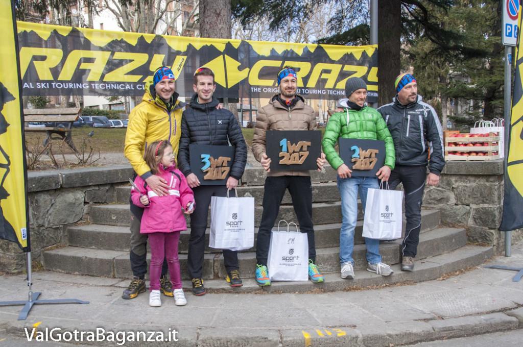 Winter Trail (209) Borgotaro Premiazioni