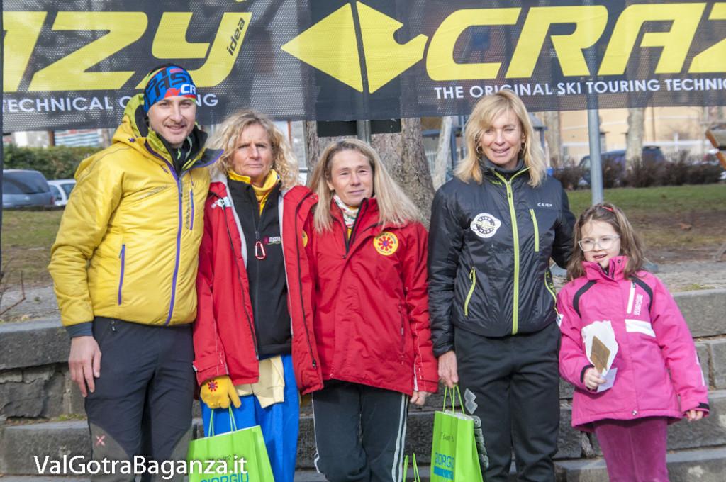 Winter Trail (245) Borgotaro Premiazioni