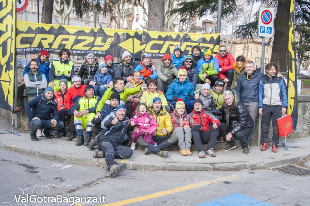 Winter Trail (317) Borgotaro Premiazioni