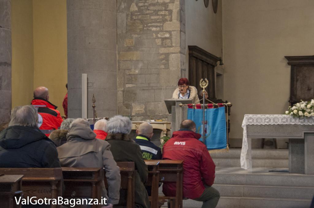 Avis Borgotaro Albareto (107) Santa Messa