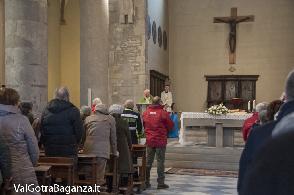 Avis Borgotaro Albareto (109) Santa Messa