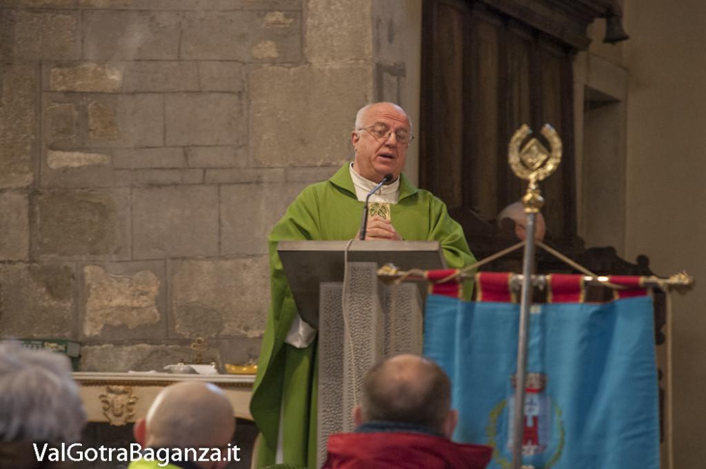 Avis Borgotaro Albareto (110) Santa Messa