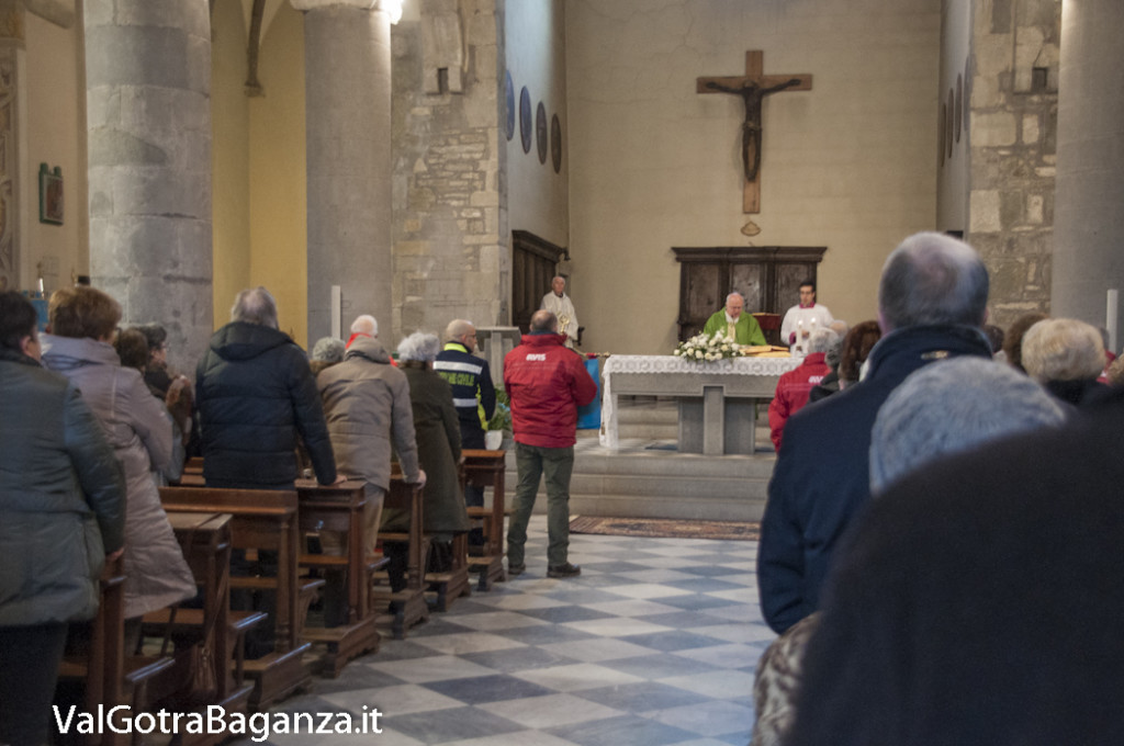 Avis Borgotaro Albareto (111) Santa Messa