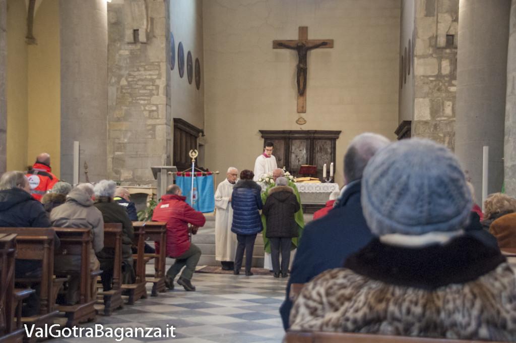 Avis Borgotaro Albareto (117) Santa Messa