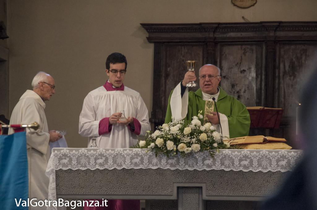 Avis Borgotaro Albareto (121) Santa Messa