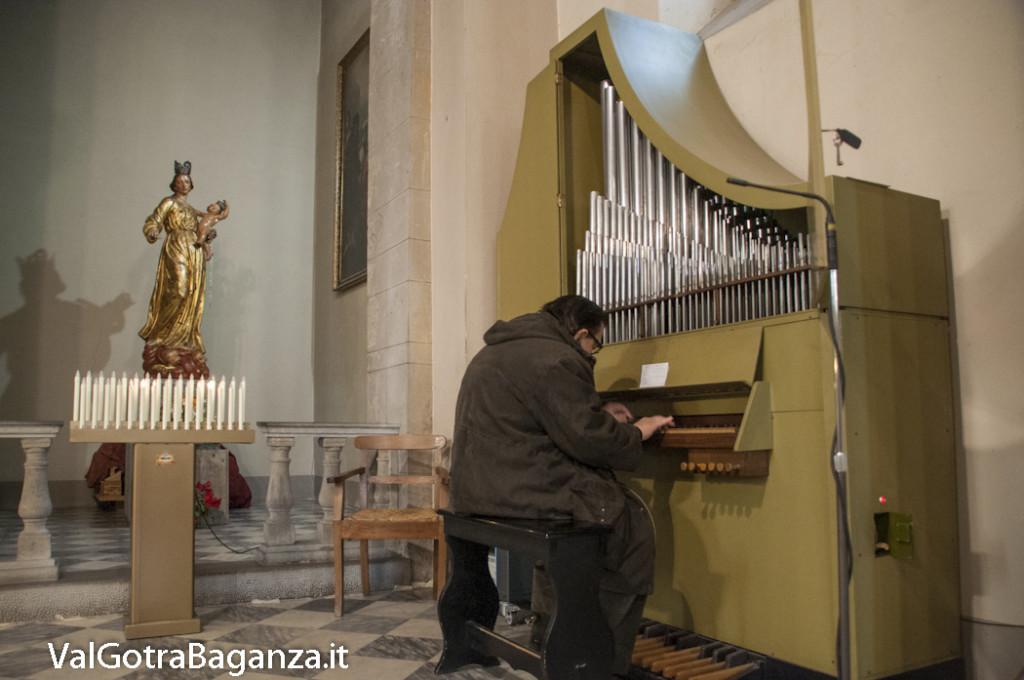 Avis Borgotaro Albareto (131) Santa Messa