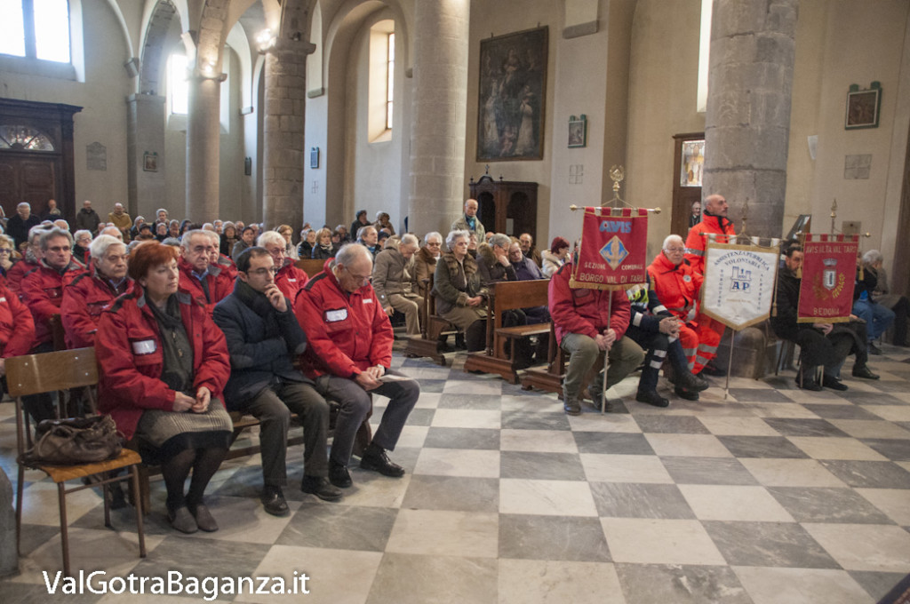 Avis Borgotaro Albareto (136) Santa Messa