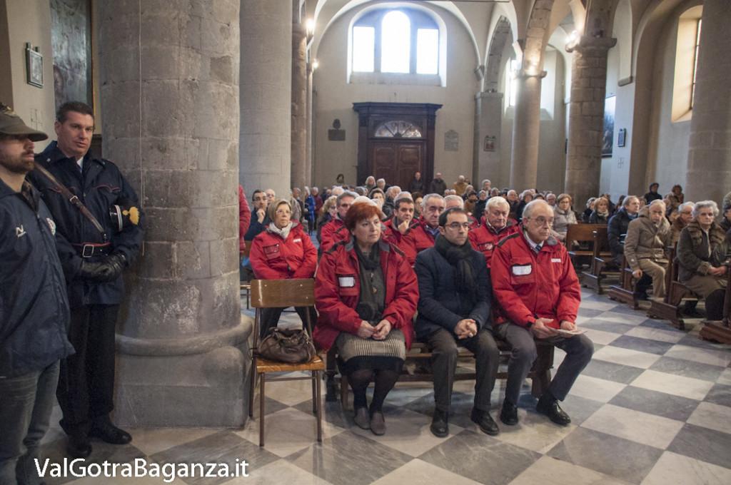 Avis Borgotaro Albareto (141) Santa Messa