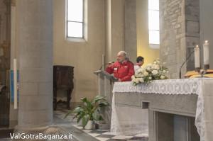 Avis Borgotaro Albareto (147) Santa Messa