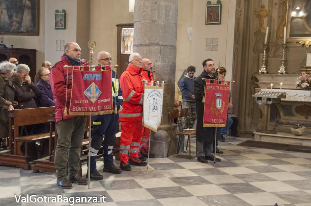 Avis Borgotaro Albareto (148) Santa Messa