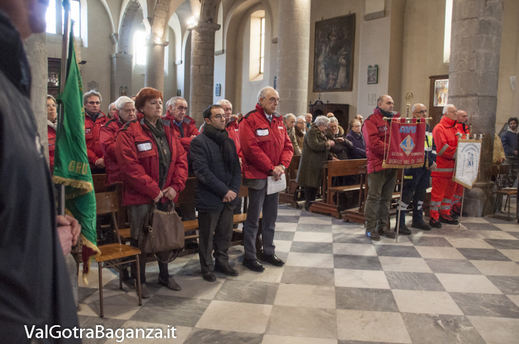 Avis Borgotaro Albareto (151) Santa Messa